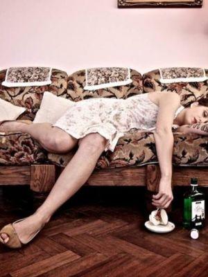 Punkture Sluts EPK photo shoot
