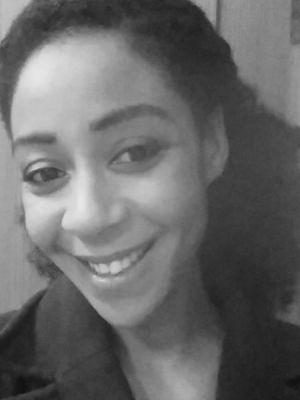 Afro hair headshot - New