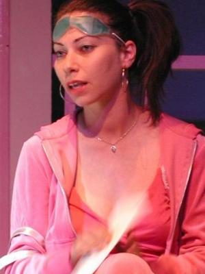 2008 Merry Wives of Windsor Stage · By: Woodhouse Players