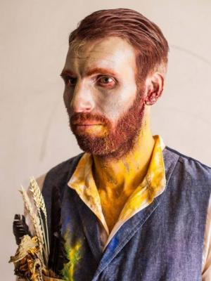 2015 Van Gogh - Make-up by Sapphy Cecil · By: Yannick Lalardy