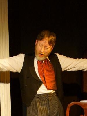 A Doll's House November 2015 (Paul Vates as Helmer) · By: Robert Bloomfield