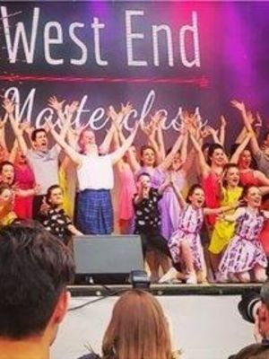 2015 West End Live, Hairspray, 'Nicest Kids in Town', Amber, 'You can't stop the beat', West End Masterclass · By: David Page