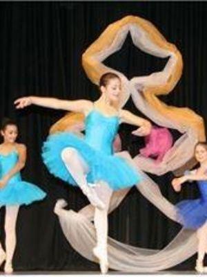 2013 Land of Sweets, Christmas Dance Production · By: Evgenia Stepanova
