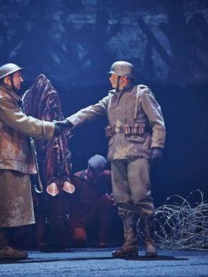 Ian Houghton as Soldat Manfred in War Horse