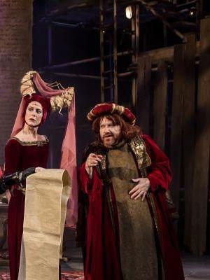 Costume Assistant/Dresser - The Magna Carta Plays, Salisbury Playhouse · By: Richard Davenport