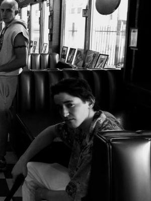 Zigarette - Diner Scene · By: jim garrow