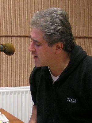 2012 John Ryder at Flame CCR Studios · By: Norman Polden