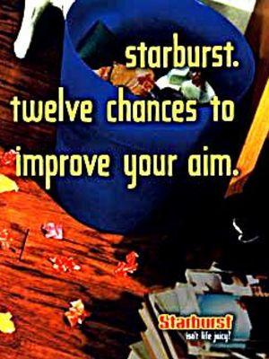 2001 Starburst · By: David Leach