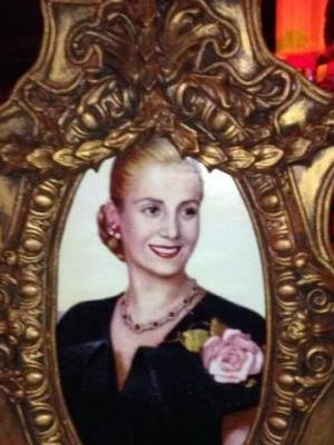 Picture Frame for EVITA - designed by Jason Denvir · By: Becky Peskett