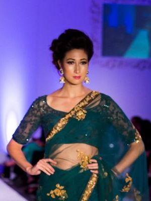 2015 India Fashion Week · By: Surjit Pardesi