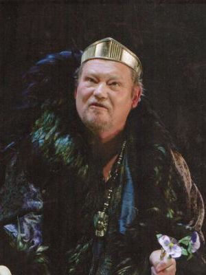 2006 Photo of Peter Dineen 'Oberon' Midsummer Night's Dream'' · By: Mercury Theatre Colchester