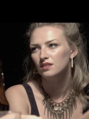 Trace in 'All In' Short Film