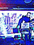 2014 Electronic music show still photo edited by Bradley F. Leech · By: Bradley F. Leech