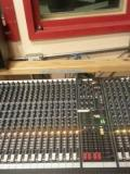 2014 Mixing board at KBOO where I have mixed/engineered a diversity of performances · By: Bradley F. Leech
