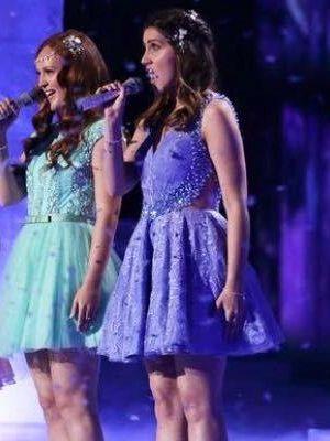 2015 'Misstasia' Britain's got Talent Live Semi Finals · By: Thames TV