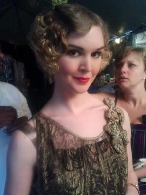 Donyale McRae, Make-up Artist