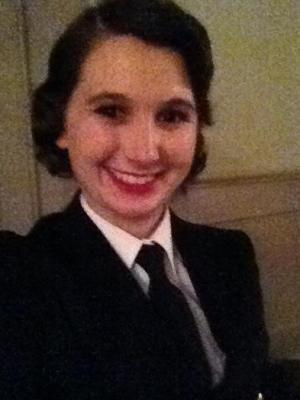 1940s Period look