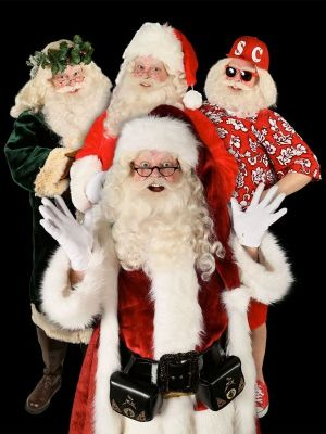 Santa's Wardrobe