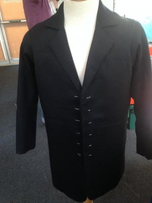 SS Great Britain, Flash, Bang, Wallop: Children's tailored period jacket