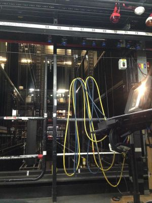Automated flying on Mainstage at Royal Opera House