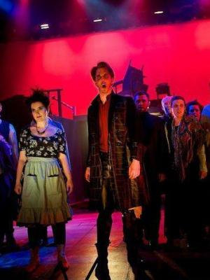 Sweeney Todd · By: Graeme Braidwood Allan