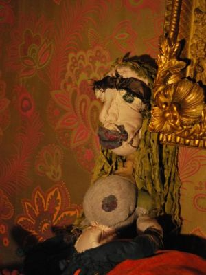 Matilda- puppet · By: Gemma Fox