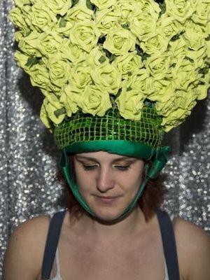 Flowerheads · By: Gabriele Mokake