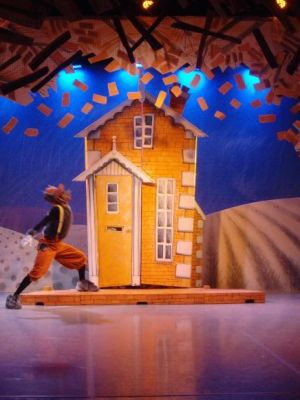 The Three Little Pigs. Northern Ballet · By: ALI ALLEN
