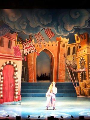 Aladdin, Cast Doncaster · By: ALI ALLEN