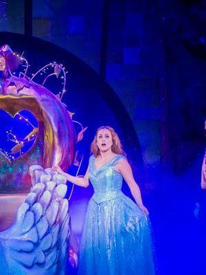 Costume Assistant/Dresser - Cinderella, Salisbury Playhouse · By: Robert Workman