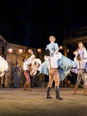 Dresser - Seven Brides for Seven Brothers, Regent's Park Open Air Theatre · By: Helen Maybanks