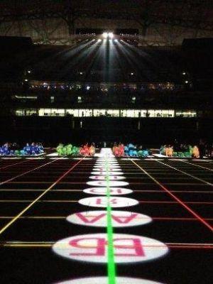 Sochi, Para Closing Dress Rehearsal · By: Mark Shayle