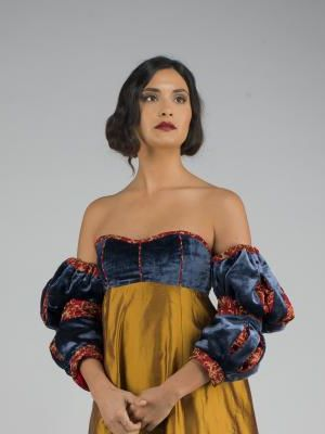 Recengy/Snow White inspired gown