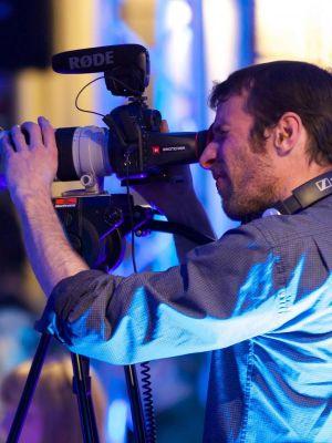 Shooting the Cornwall Business Awards