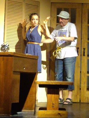DD Haverty, The Trouble with Trent · By: Tipling Stage Company