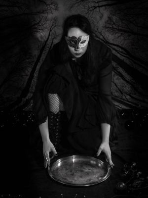2015 Morgana/Witch · By: Samantha Devine