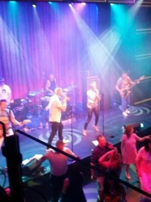 Wild Boys Concert · By: Nikki Radford