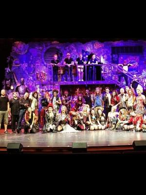 We Will Rock You - Cast and Crew August 2016 · By: Sam Dugan