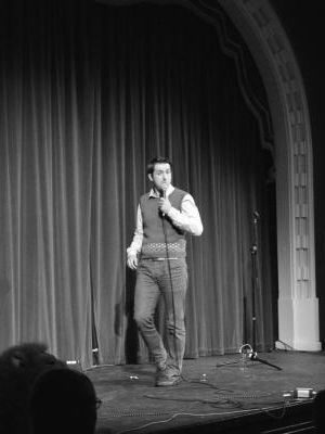 2016 Stand-Up comedy · By: Damian Davison