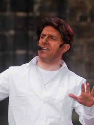 Teen Angel in Grease for Sneaky Experience