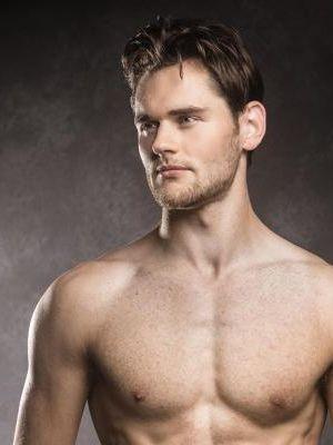 2020 Shirtless Body-shot · By: John Clark