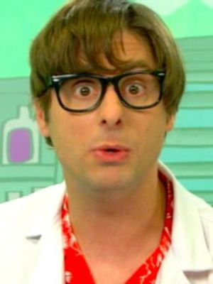 Professor Pop - POP TV - Simon Blake