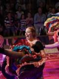 2016 Can-Can finale for Giffords Circus 2016 Tour - The Painted Wagon · By: Gem Hall