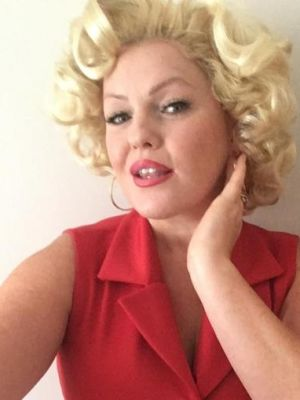 2016 Marilyn Monroe image · By: Hayley Brown