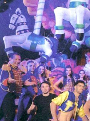gandeys circus, full cast wardrobe master director phillip gandey · By: Denis Blatchford