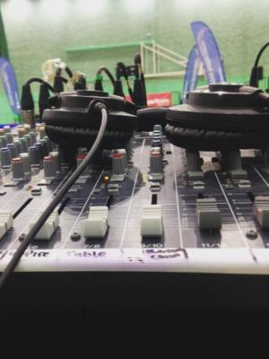 2016 Live Sound Mixing · By: Connor Ashmore