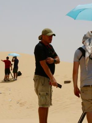 2016 Abu Dhabi - On set · By: Tom Canning