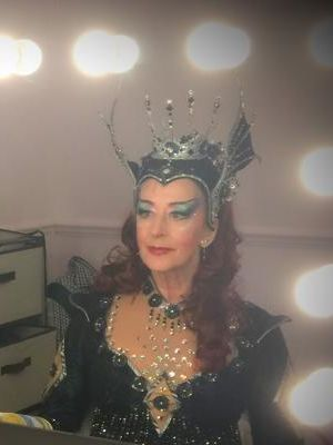 Maureen Lipman - Personal Dresser and Wig Styling - Richmobe Pantomime 2016-2017 · By: Anna-Lisa Maree