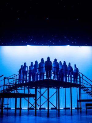 Broadway Showtunes 2016 as Designer · By: Elliot Walker