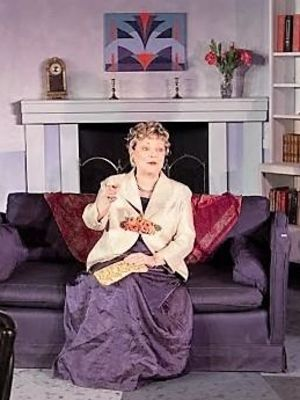 Helly Chester as Mrs. Bradman in Blithe Spirit by Noel Coward · By: David A. Fitzpatrick